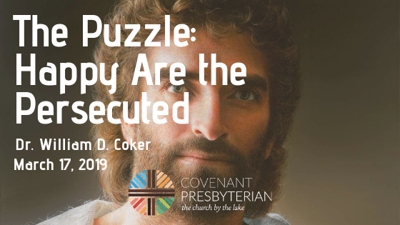 The Puzzle_ Happy Are The Persecuted