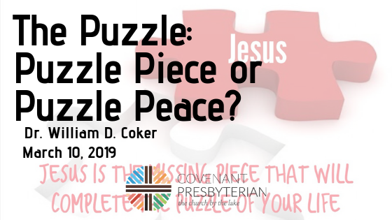 The Puzzle_ Puzzle Piece or Puzzle Peace