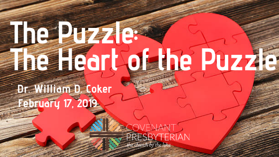 The Puzzle_ The Heart of the Puzzle